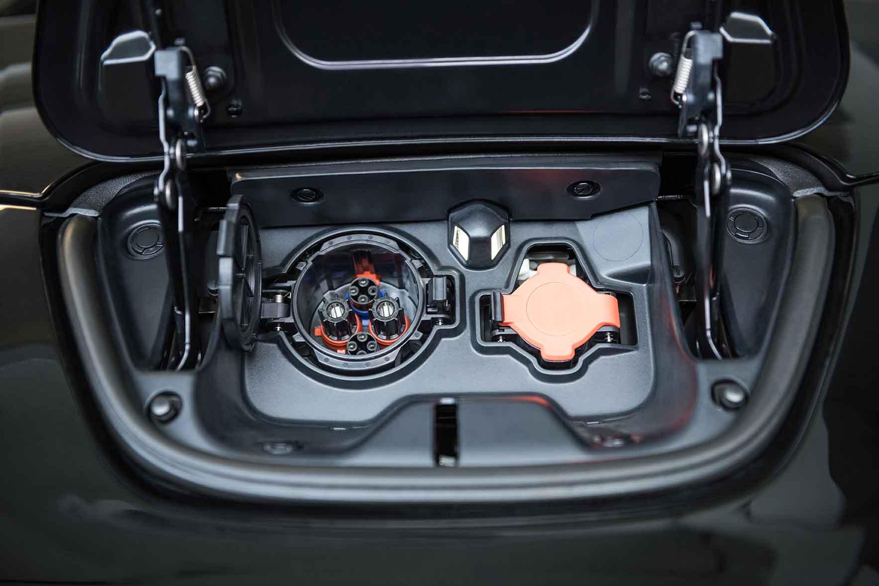 coche electrico fondo