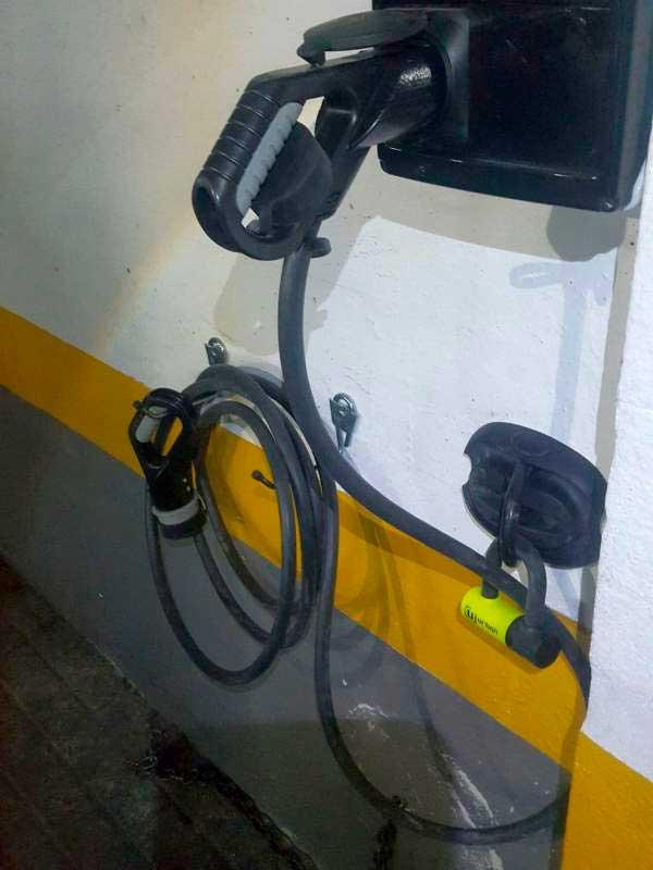 instalacion punto recarga vehiculos electricos madrid predinsel 2