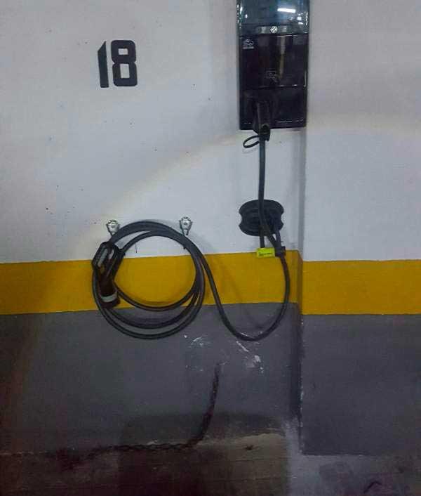 instalacion punto recarga vehiculos electricos madrid predinsel 3