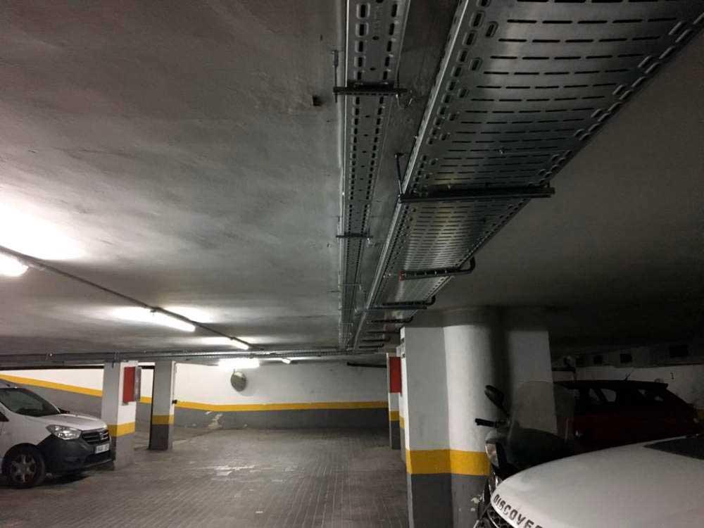 instalacion punto recarga vehiculos electricos madrid predinsel 5