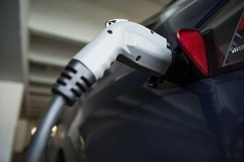 recarga de coche electrico