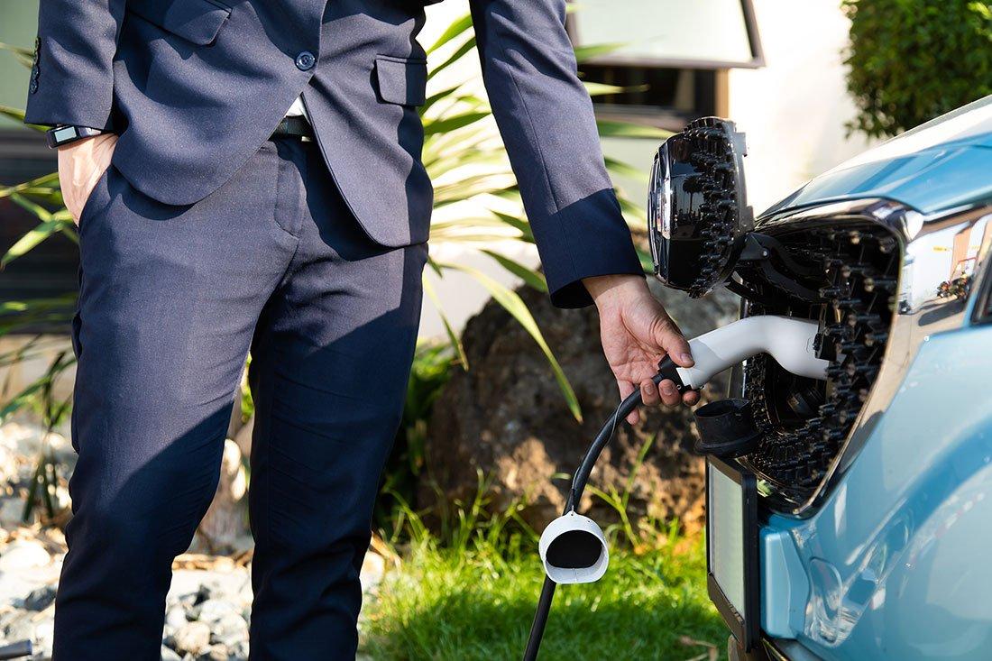 cargadores para coches electricos